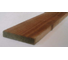 1.2m x 19mm x 100mm Green Treated Fence Slats image 1