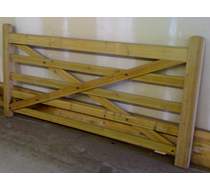 d/way gate 3.6 x 1.2 heavy