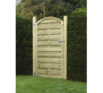 1800 x 900 horizontal arched gate