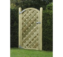 1800 x 900 V arched top gate