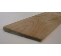 1.8m x 16mm x 125mm Feather Edge Board
