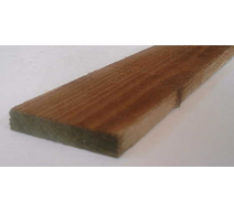 Boards green treated pre finished wooden for Decking boards glasgow