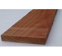 Boards and rails brown treated pre finished wooden for Decking boards glasgow