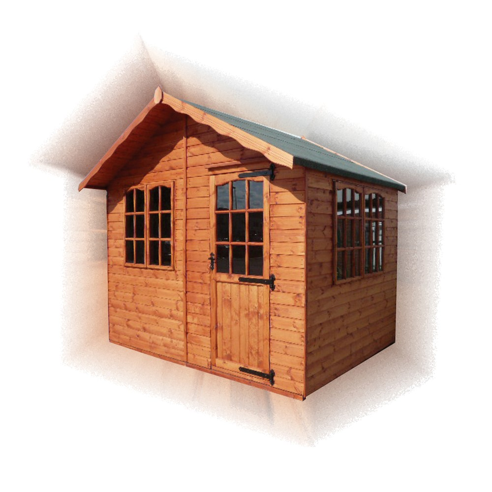 The Elton Home Office 14 X 10 10f Gables Supply And Erect