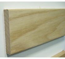 2.2m x 12 x 70 oak MDF Veneered plate