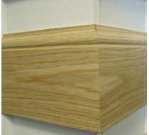 3.6m x 15 x 145 oak Og MDF Veneered Skirting
