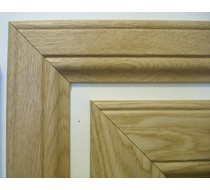 2.2m x 15 x 70 oak Og bead MDF Veneered architrave