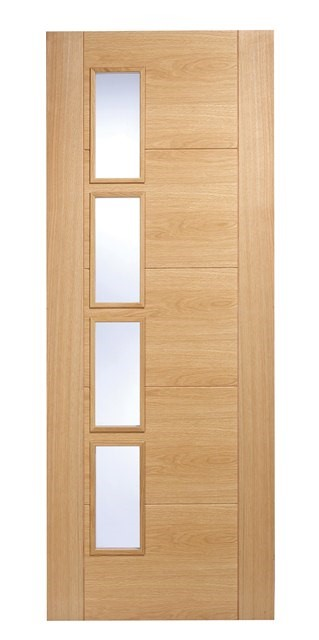 2040 x 726 x 40mm oak vancouver solid internal door 4