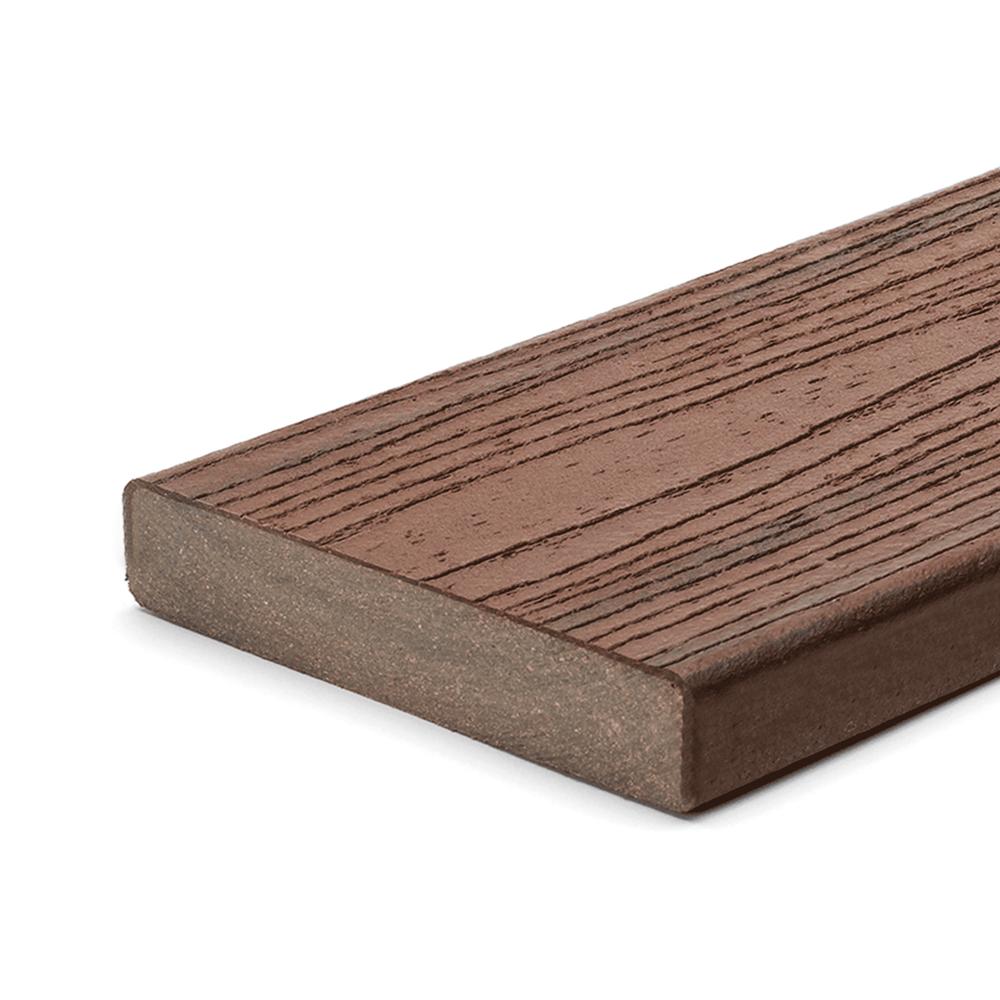 Trex transcend lava rock square edge boards pre for Decking boards glasgow