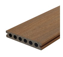 5.4m UltraShield Teak Composite Decking Boards
