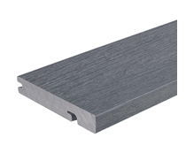 2.2m UltraShield Grey Bullnose Composite Boards