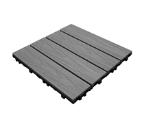 UltraShield Grey Deck Tiles 0.9 sqm