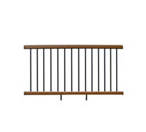 UltraShield Teak Railing Kit
