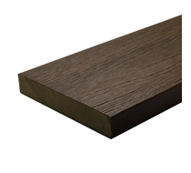 2.2m UltraShield Walnut Square Composite Boards