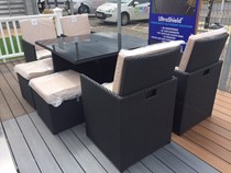 Garden Furniture Glasgow garden furniture and planters - pre-finished wooden flooring
