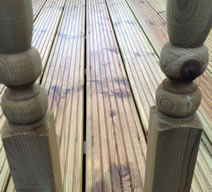 Decking and Carcassing