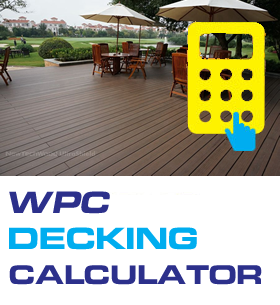 WPC Decking Materials Calculator