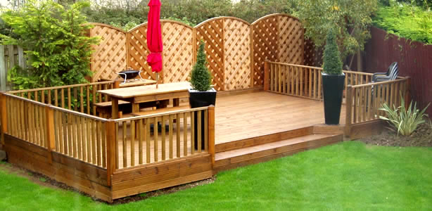 Timber Decking - Decking Calculator